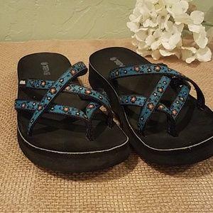 Teva Strappy Sandal